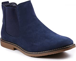 MC128 Men's Formal Dress Casual Ankle Chelsea Boot