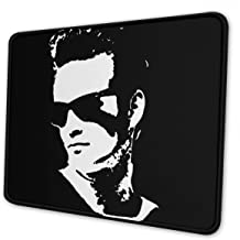 Luke Perry Dylan McKay Mouse Pad,Mouse Pad Fashion Rectangle Non-Slip Rubber Mousepad Outer Space Gaming Mouse Pad for Computers Office Decor