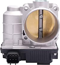 ECCPP Throttle Body Air Control Assembly Fit for 2002-2006 Nissan Altima /2002-2006 Nissan Sentra /2005-2006 Nissan X-Trail OE 16119JF00B, 16119AE013(Only for 2.5L)