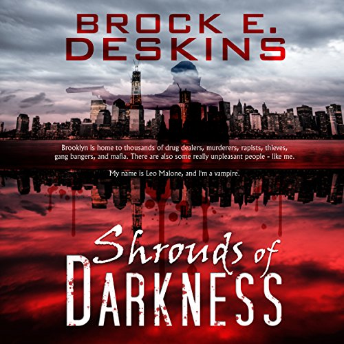 Shrouds of Darkness audiobook cover art