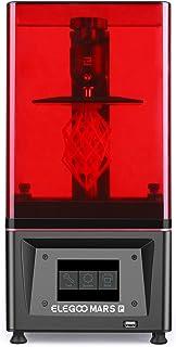 ELEGOO Mars Pro MSLA 3D Printer UV Photocuring LCD 3D Printer with Matrix UV LED Light Source, Built-in Activated Carbon,O...
