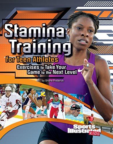 Stamina Training for Teen Athletes (Sports Training Zone) (English Edition)