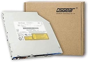 OSGEAR Internal9.5mmSlimSlot in SATA8xDVDRWCDDVDRWRomBurnerWriterLaptopPCMacOpticalDriveDevice Compatible...