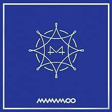 MAMAMOO - Blue;S (8th Mini Album) CD+Booklet+Photocard+Folded Poster+Extra Photocards Set