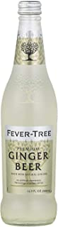 Fever-Tree Premium Ginger Beer - 500mL Bottles, Pack of 8 - Premium Cocktail Drink Mixer - Made With Natural Flavors and N...
