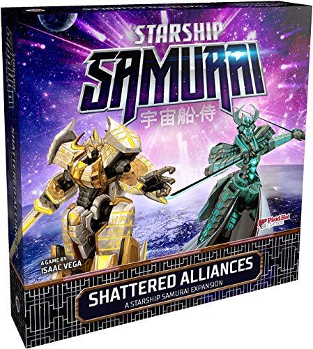 Plaid Hut Games PH18001 Starship Samurai: Shattered Alliances, gemischte Farben