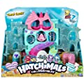 Hatchimals CollEGGtibles, Coral Castle Fold Open Playset with Exclusive Mermal Magic, for Kids Aged 5 and Up, Amazon Exclusive from Spin Master
