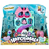 Hatchimals CollEGGtibles, Coral Castle Fold Open Playset with Exclusive Mermal Magic, for Kids Aged 5 and Up, Amazon Exclusive