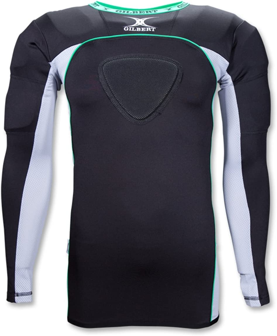 Gilbert Atomic Thermo Rugby Protector Shoulder Sleeve Cheap mail order specialty store Long Regular dealer