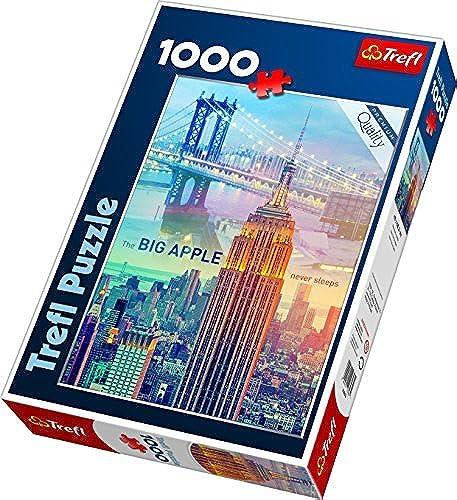 edición limitada en caliente Trefl 10393 New York at Dawn Puzzle (1000-Piece) (1000-Piece) (1000-Piece) by Trefl  diseñador en linea
