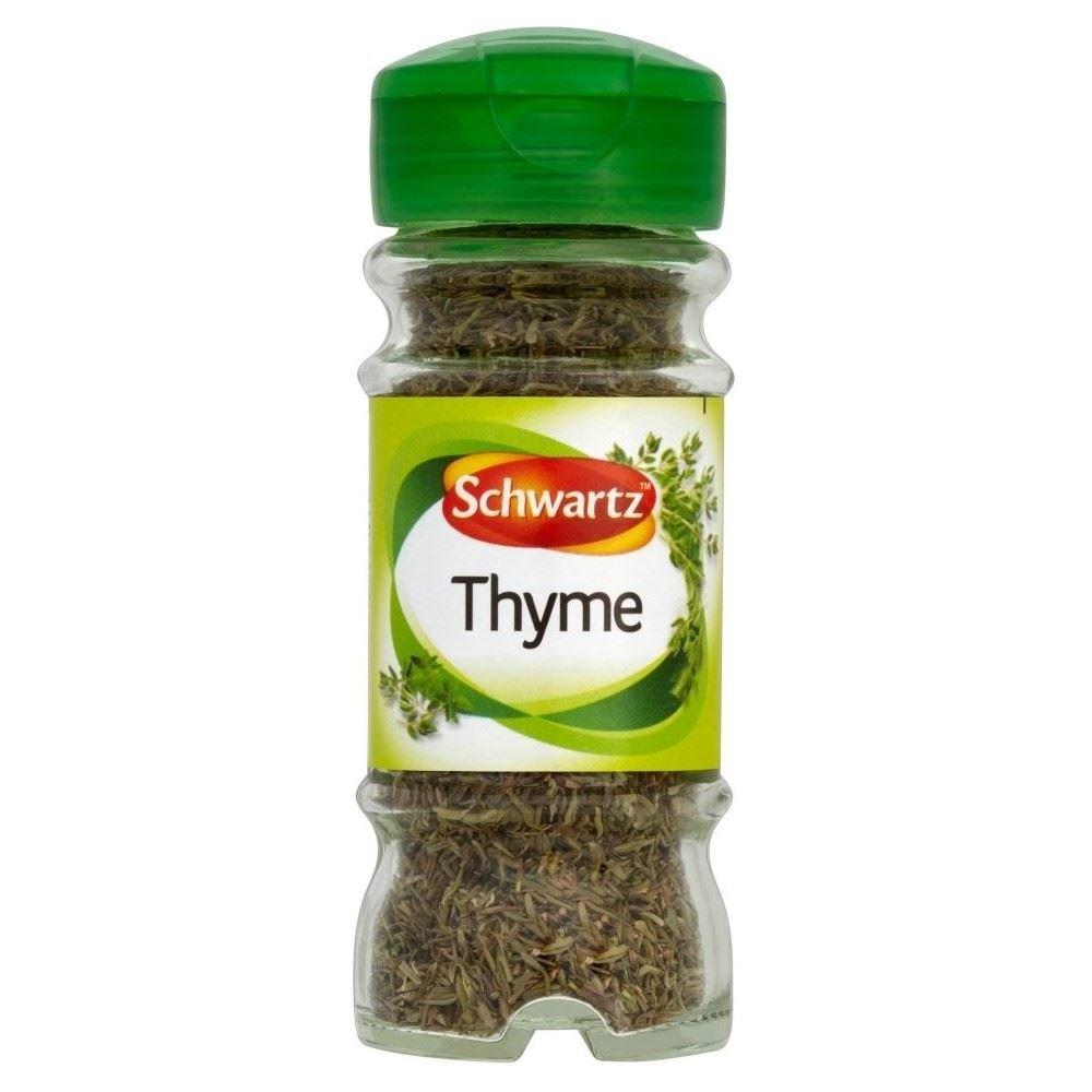 Schwartz Thyme 11g Limited price sale High order