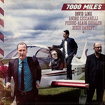 7000 Miles (feat. André Ceccarelli, Pierre-Alain Goualch, Diego Imbert)