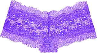 Victoria's Secret The Crochet Lace Sexy Shortie Purple New With Tags (Medium)