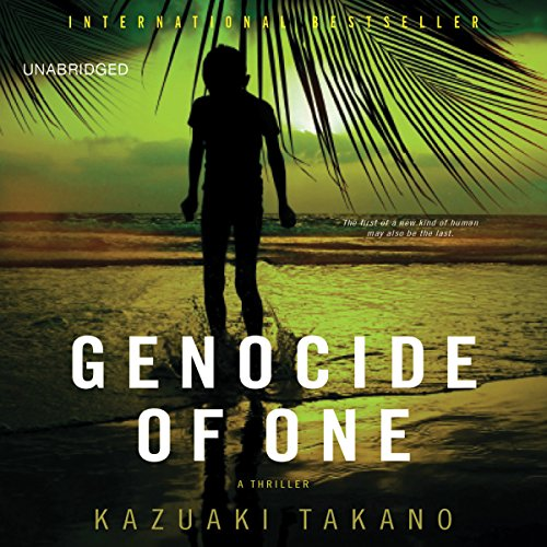 Genocide of One audiobook cover art