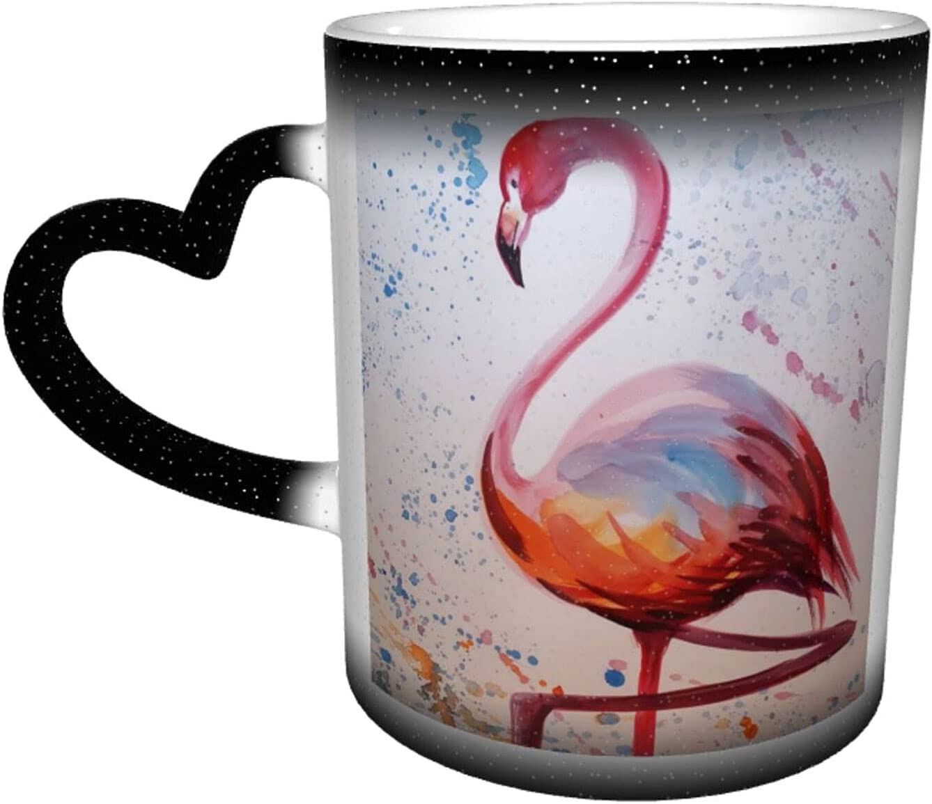 Universal Ceramic Heat Sensitive Color Surprise price Cups Changing Coffee At the price Cup