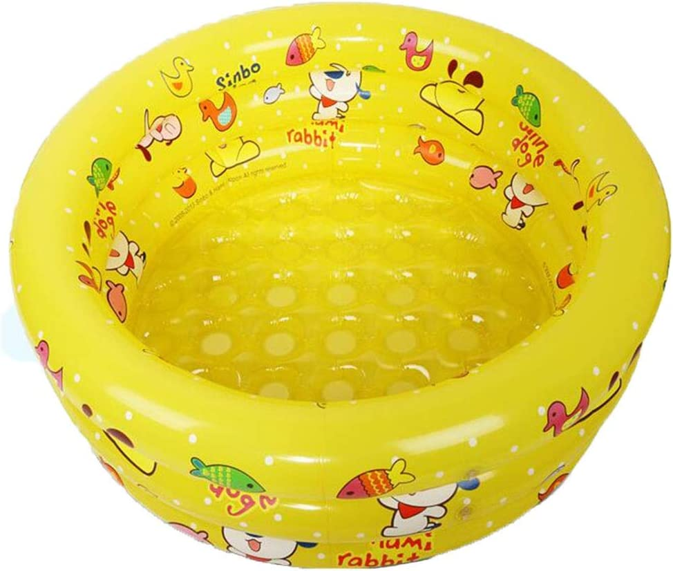 DALL Round Inflatable Baby Swimming Animer and price Detroit Mall revision Portable Pool Folding Childr