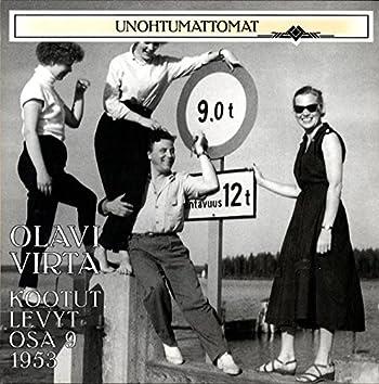 Kootut levyt osa 9 1953