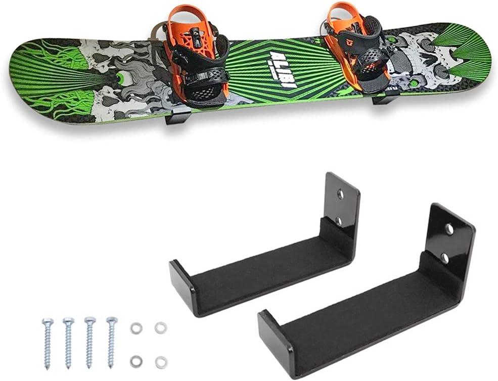 osemar Snowboard Rack Wall Mount Display-Large,Universal Indoor Storage : Sports & Outdoors