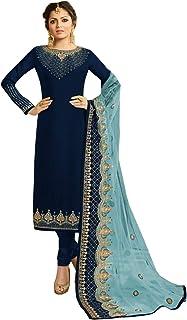 salwar kameez for women party wear dress embroidery work suits wedding wear dream exporter 0011