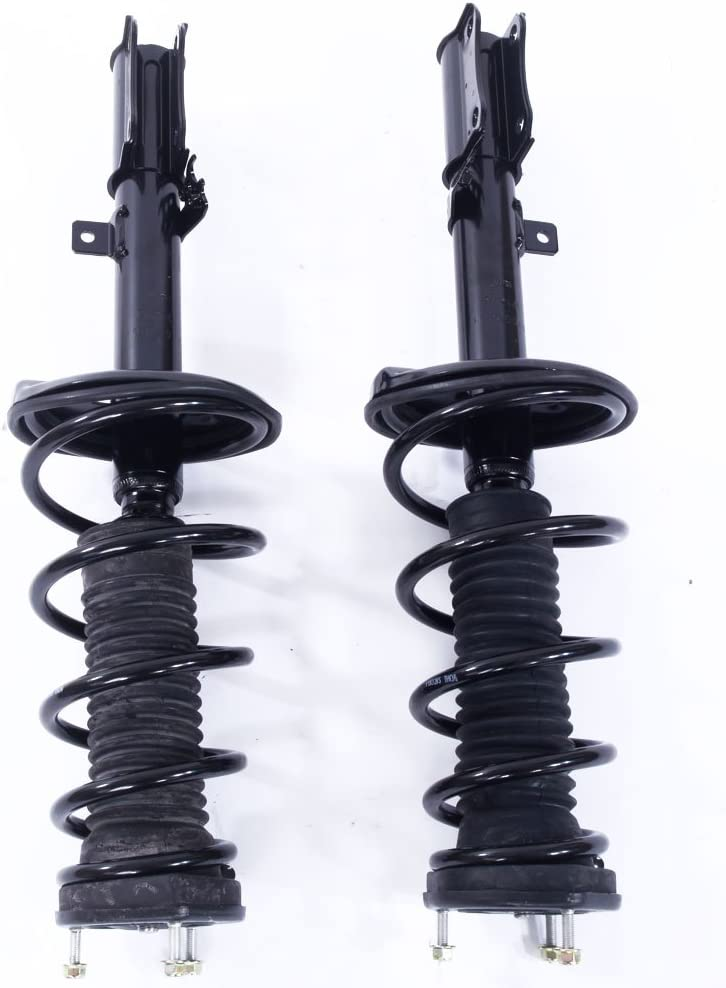 MILLION PARTS Pair Rear 信用 Complete 入荷予定 Assembly Shock Strut 1 Absorber