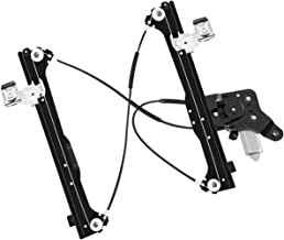 Rear Passenger Side Power Window Regulator Motor Assembly 741-579 Compatible for 02-06 Cadillac 00-06 Chevrolet GMC Pickup Truck