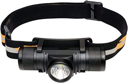 DJSkd Outdoor Head-Mounted Strong Headlights Long-Range USB Rechargeable Night Running Ultralight Bright Night Riding Miner's Lamp