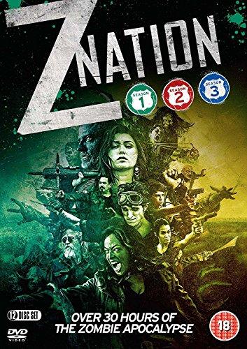 Z Nation: Season One, Two & Three [DVD]