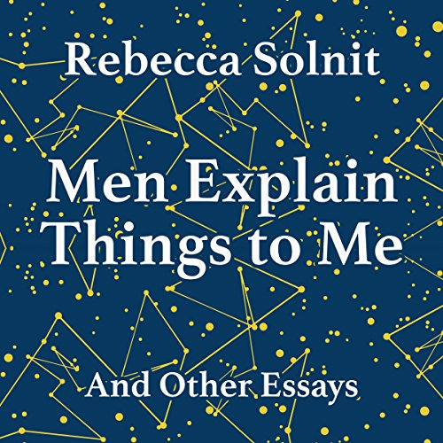 Men Explains Things to Me audiobook cover art