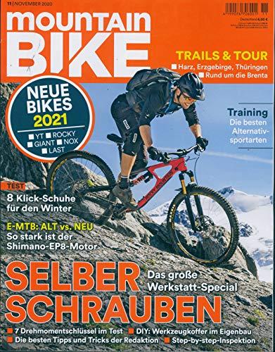 "MountainBIKE 11/2020 \""Selber schrauben\"""