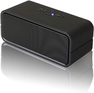 Bluetooth 5.0 スピーカー ワイヤレス 高音質 低起動音 4種再生方式 重低音  小型 大音量 マイク搭載 ポータブル ブルートゥース5.0  テレビ speaker