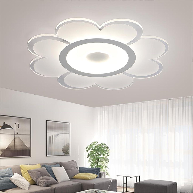 海軍ホイール株式YSYYSH アクリルLed天井ランプシンプルなリビングルーム快適なベッドルームランプダイニングルームランプバルコニー3色は自由に切り替えることができます白い暖かい光とニュートラルライト 寝室の装飾ライト