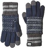 [エヴォログ] 手袋 LET 2375 メンズ NAVY 日本 FREE-(FREE サイズ)