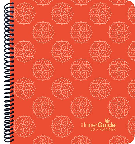 InnerGuide Planner, 2017 Goal & Success Planner - Increase Motivation, Productivity & Happiness. Weekly & Monthly Organizer, Appointment Book & Journal (Jan - Dec) SOFT COVER