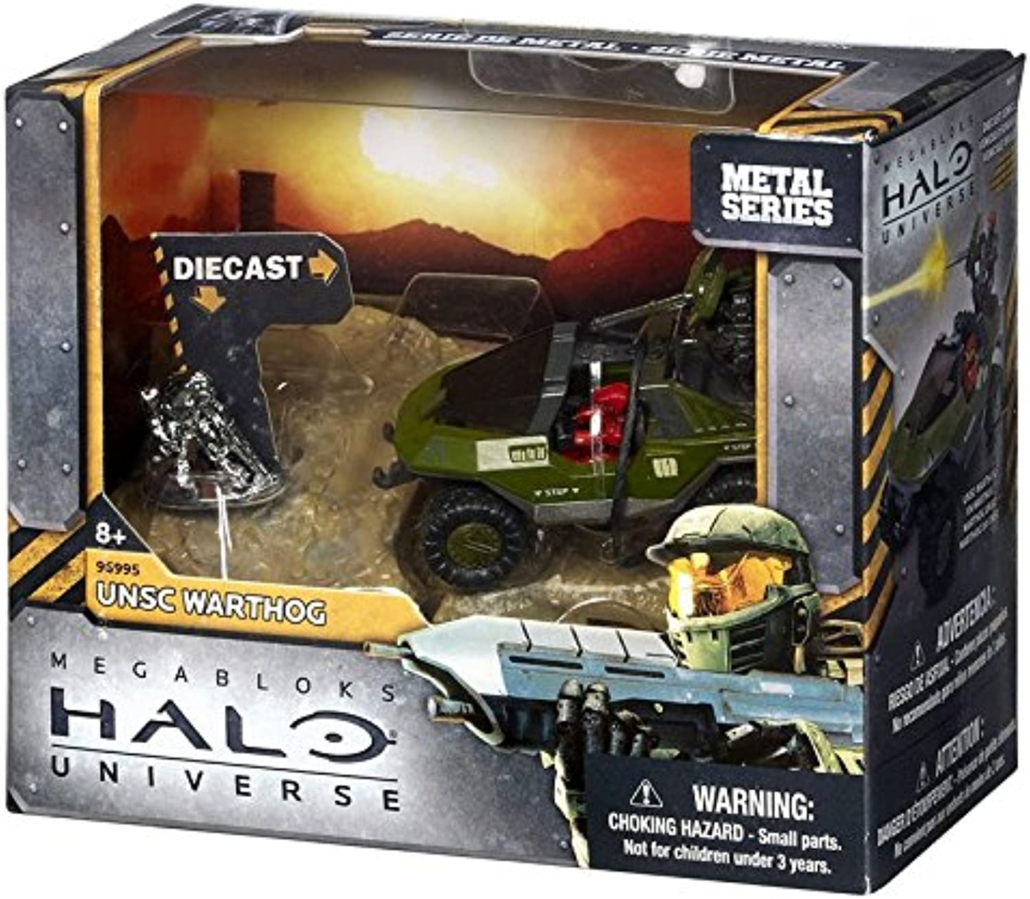 Halo Light Armored Vehicle - UNSC Warthog