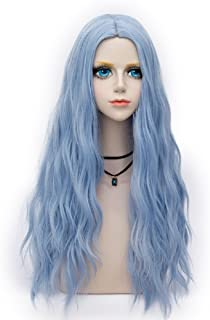 Probeauty Miracle &Forest Lady Collection Heat Resistant Synthetic Wigs Long Curly Women Cosplay Wig