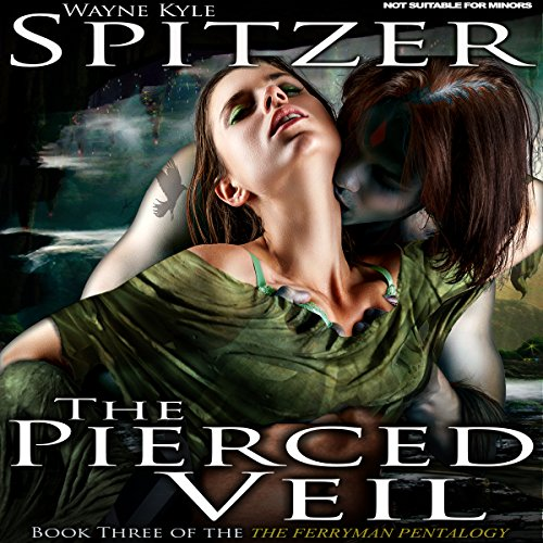 The Pierced Veil audiobook cover art