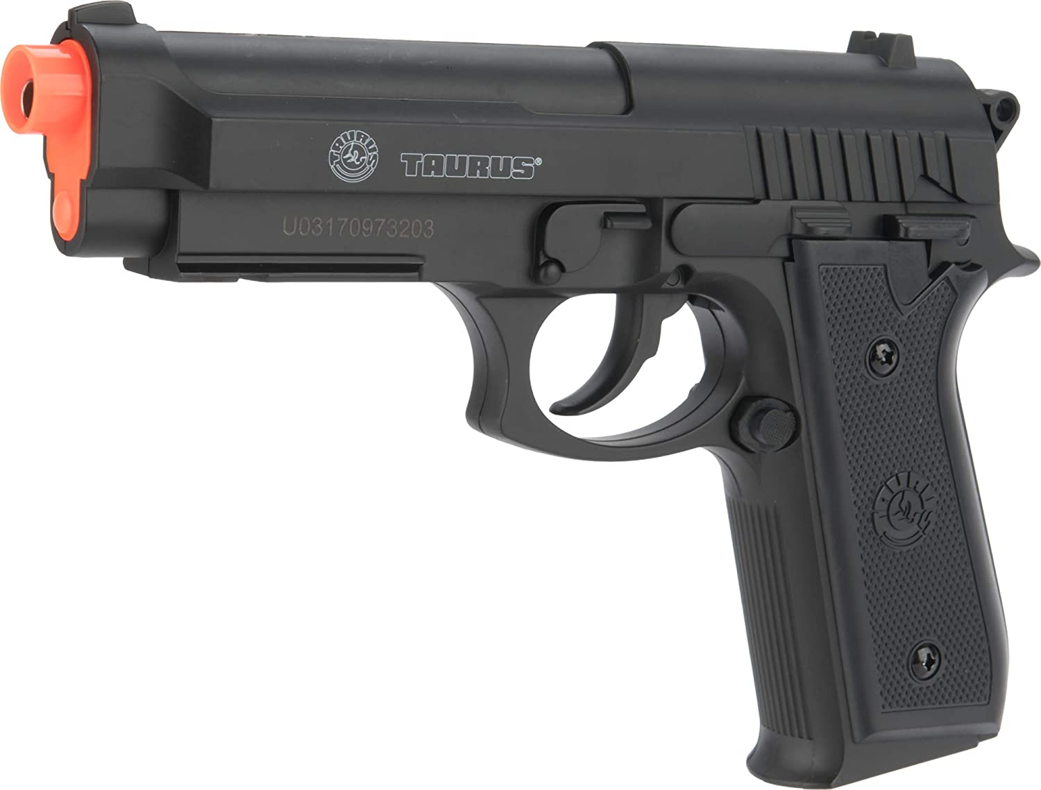 Evike Airsoft - OFFicial site Houston Mall Taurus PT92 M9 Size CO2 Pis Powered Full