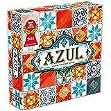 AIMAISEN Azul Juegos de Mesa de Estrategia Juego de Cartas de baldosas de cerámica de Colores Divertido Juego de Rompecabezas Interactivo para niños Adultos (versión en inglés)