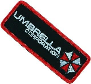 Best umbrella corporation velcro patch Reviews