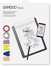Wacom Bamboo Slate Smartpad Digital Notebook, Large (A4/ Letter Size), CDS810S