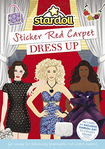Stardoll: Sticker Red Carpet Dress Up (Stardoll Sticker Styling Series, Band 6)