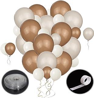 Tenwind Kit de Guirlande de Ballon,94 Pièces Ballons de Fête en Latex Arche de Ballon Convient pour la Decoration Annivers...