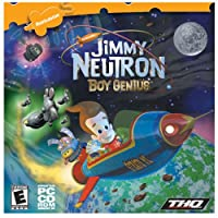 Jimmy Neutron Boy Genius (Jewel Case) (輸入版)