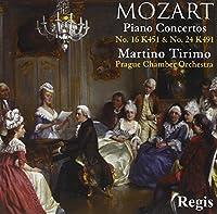 Piano Concertos 16 24