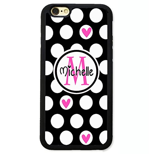 Personalized Monogram 3 Letter Circle Great for iphone or Any Cellphone Case