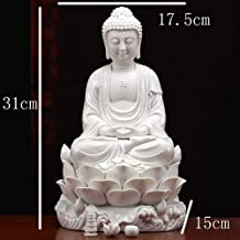 PPCP The Pioneer of Wisdom and Wealth of The Buddha in Sakyamuni is Used As A Feng Shui, Home Decoration Display, (Size : ...