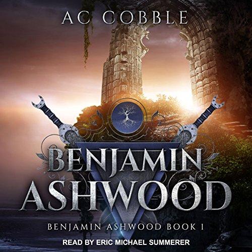 Benjamin Ashwood audiobook cover art