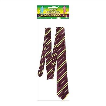 Harry Potter Tie - Corbata, accesorio de disfraz (Rubie´s 9709 ...