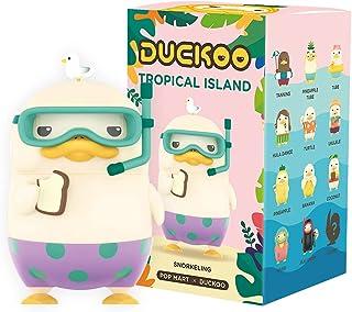 POP MART Duckoo Blind Box Mystery Toy Box Bulk Popular Collectible Random Art Toy Hot Toys Cute Figure Creative Surprise G...