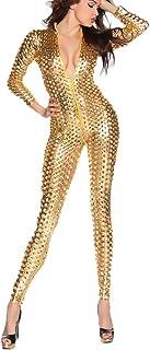 san francisco 41a23 0d4d6 Amazon.it: Oro - Monopezzi e tutine / Donna: Abbigliamento